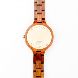 Kate-Wood-rosewood-watch-Paris-wooden-watch-for-women-white-face-and-rose-gold-details-rear-2